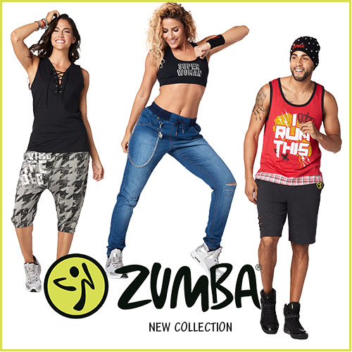『ZUMBA 2018SS』3月12日(mon)NEWcollection!!!