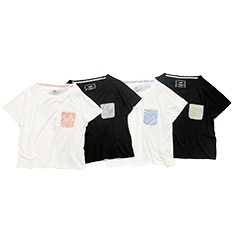 【roial×OCEAN BEACH SERIES】RASH TEE