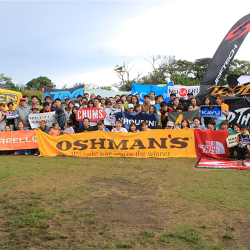 OSHMAN'S CAMP 2018 開催!