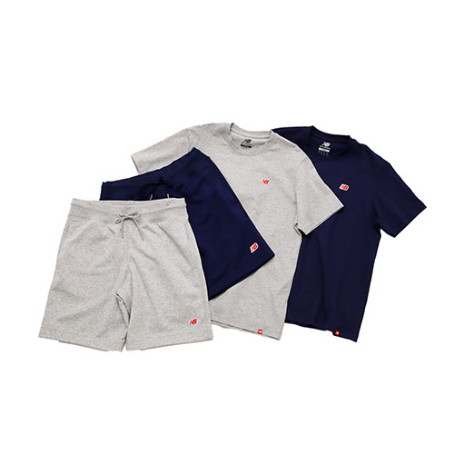 《new balance》ESSENTIAL LEGACY SHORT