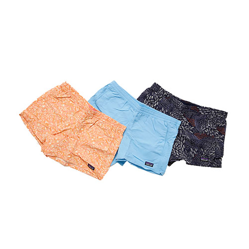 GIRL'S BAGGIES SHORTS