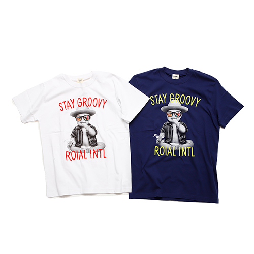 《ROIAL》別注 BABY STAY GROOVY