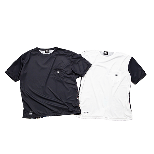 BIG SILHOUTTE DRY POCKET TEE