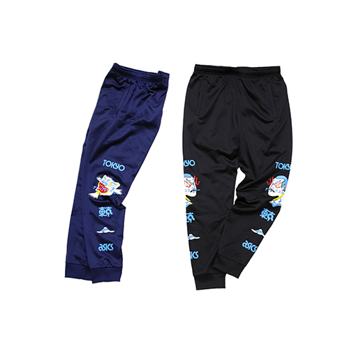 JSY GRAPHIC TRACK PANT