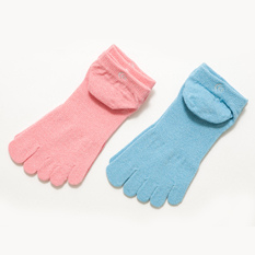 【C3FIT】PAPER FIBER 5FINGER SOCKS(SMU)