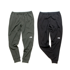 NYLON FLEECE JOGGER